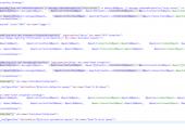 An example of XML code of Mule error handling flow