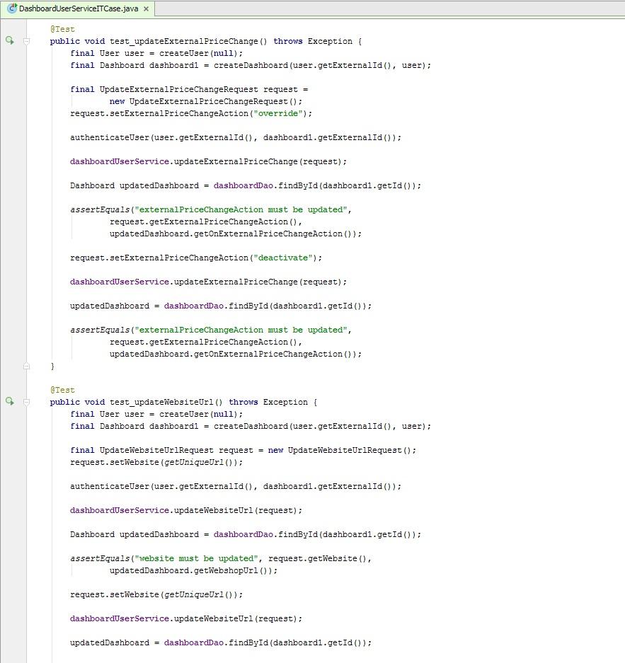 code-unitTests