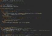 WebDriver initialization class