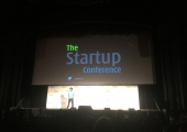 Photo from TheStartUpConference2017