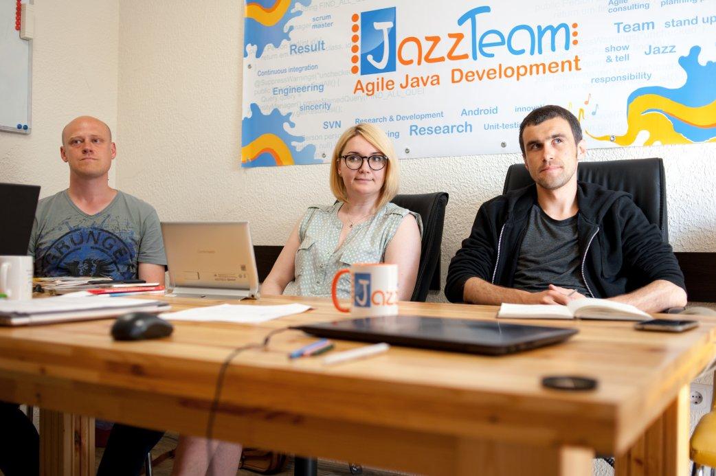 Jazzteam team