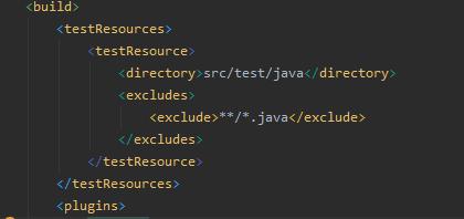 Generated pom.xml file.