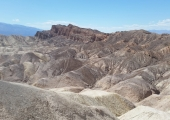 Death Valley. Zabriskie Point
